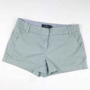 3/$25 J Crew Chino Shorts 100% Cotton Size 2